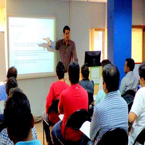 IELTS training centers