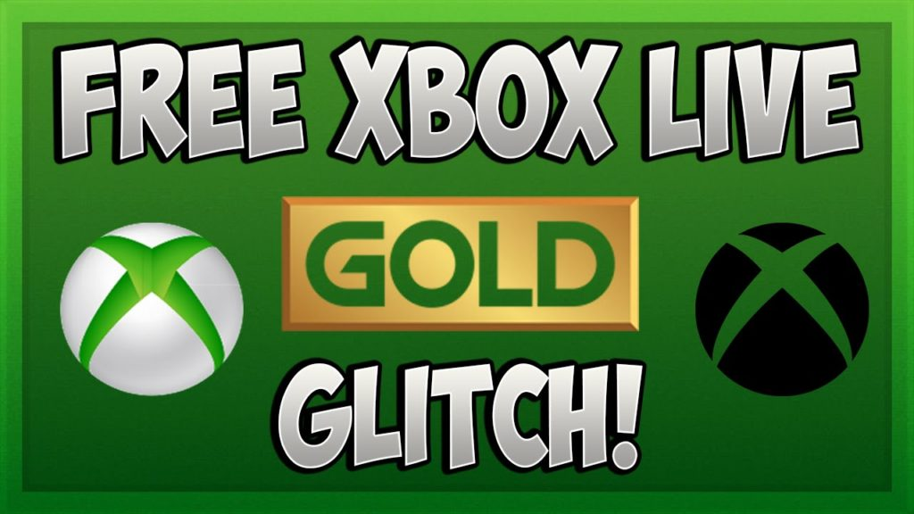 xbox with live gold